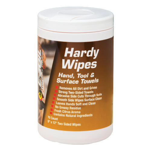 Hardy Wipes (70 CT)