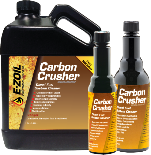 Carbon Crusher