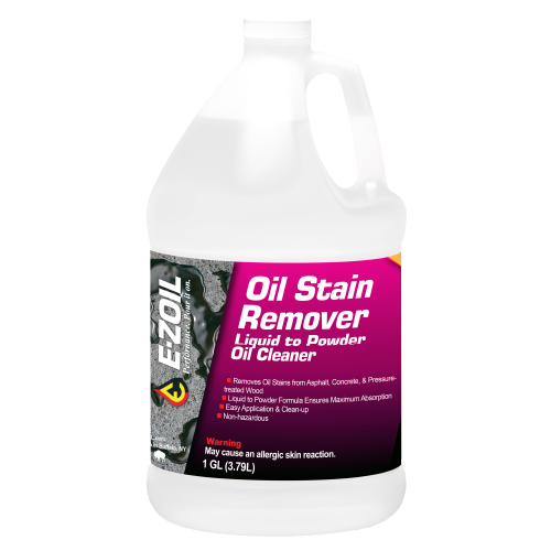 Oil Stain Remover (K60-01)